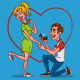 Marriage Proposal. - GraphicRiver Item for Sale