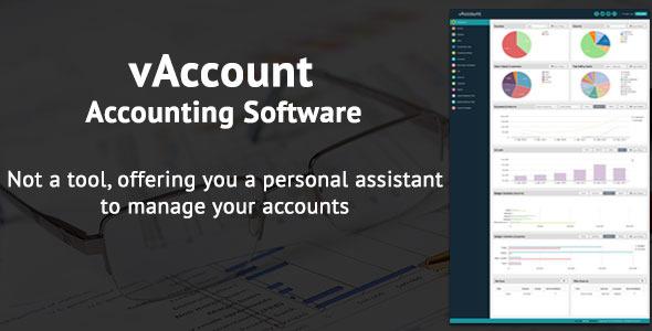vAccount - Accounting Software