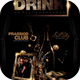 Drink Addict Flyer Template - GraphicRiver Item for Sale