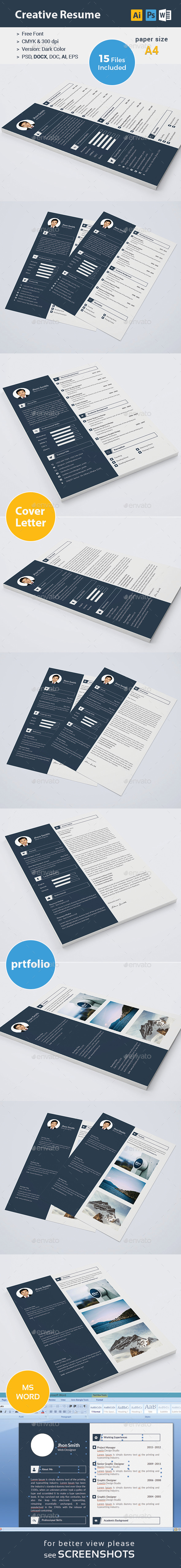 GraphicRiver Resume 02 11553992