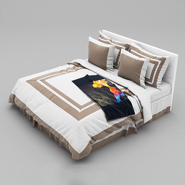 3DOcean Bed 29 11554155