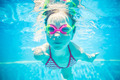 Underwater portrait of happy child - PhotoDune Item for Sale