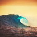 Sunset Wave - PhotoDune Item for Sale