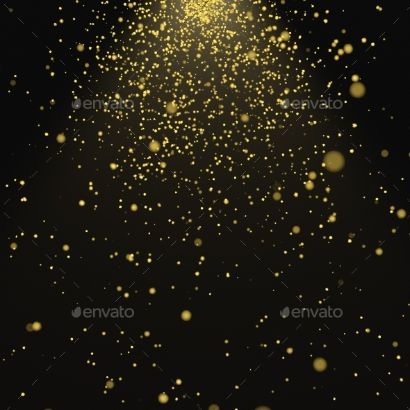 GraphicRiver Abstract 3D Rendering Of Chaotic Particles 11554260