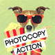 Photo Copy Photoshop Action - GraphicRiver Item for Sale
