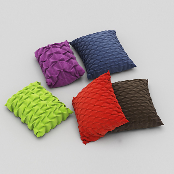 3DOcean Pillows 58 11554646