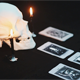 Witch Lays Black Tarot Cards - VideoHive Item for Sale