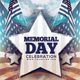 Memorial Day Celebration Flyer Template - GraphicRiver Item for Sale
