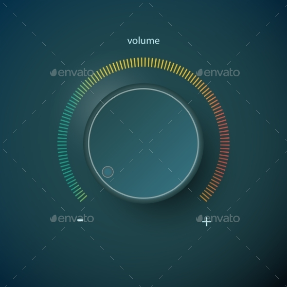GraphicRiver Volume Control 11554923