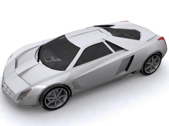 3DOcean Cadillac Cien 1159567