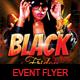 Black Friday PSD Flyer - GraphicRiver Item for Sale