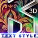 3D Premium Text Style Vol.3 - GraphicRiver Item for Sale