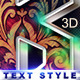3D Premium Text Style Vol.3 - GraphicRiver Item for Sale