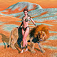 Lady and Lion - PhotoDune Item for Sale