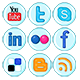 Social Icons for the Web
