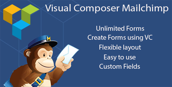 CodeCanyon Visual Composer Mailchimp Addon 11556987