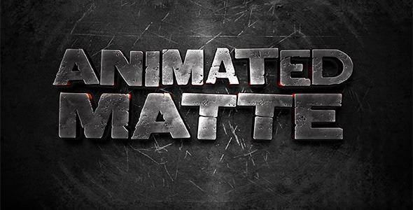 VideoHive 39 Animated Matte 11557248