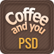 Coffee and You | Cafe and Restaurant PSD Theme - ThemeForest Item for Sale