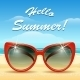Hello Summer Theme  - GraphicRiver Item for Sale