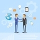 Business People Handshake, Businessmen Hand Shake - GraphicRiver Item for Sale