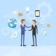 Business People Handshake, Businessmen Hand Shake - GraphicRiver Item for Sale