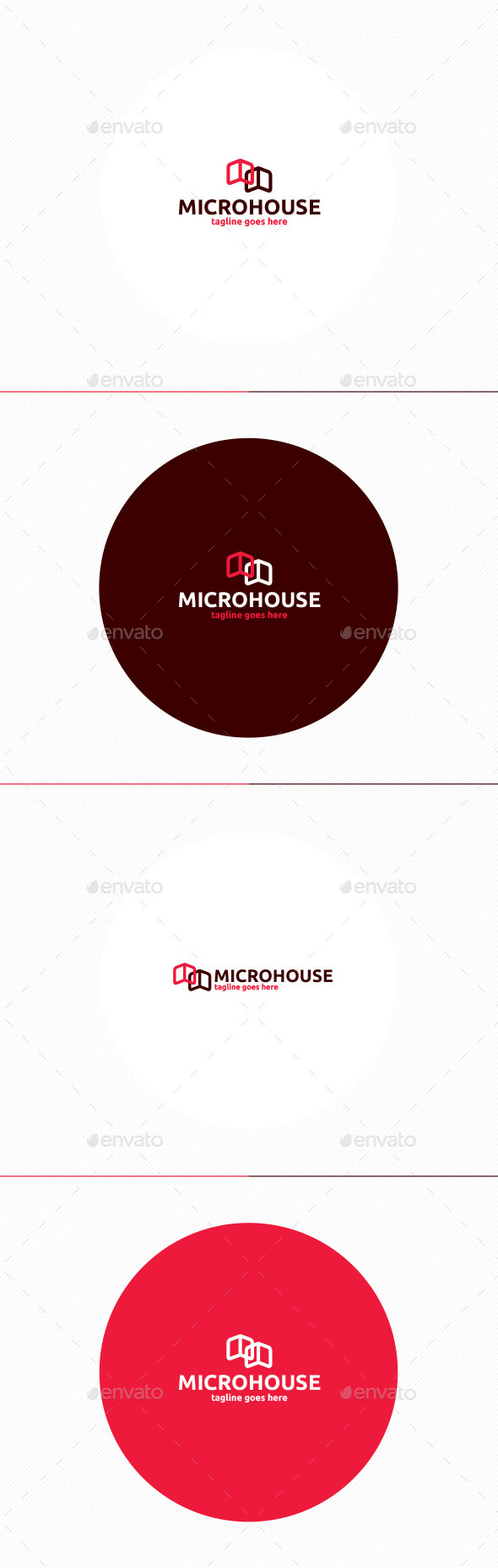 GraphicRiver Micro House Logo 11558102