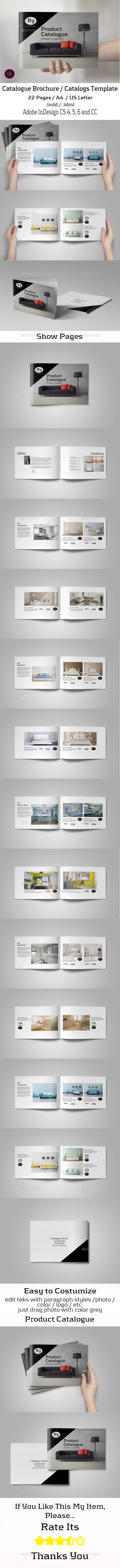 GraphicRiver Catalog Interior 11558127