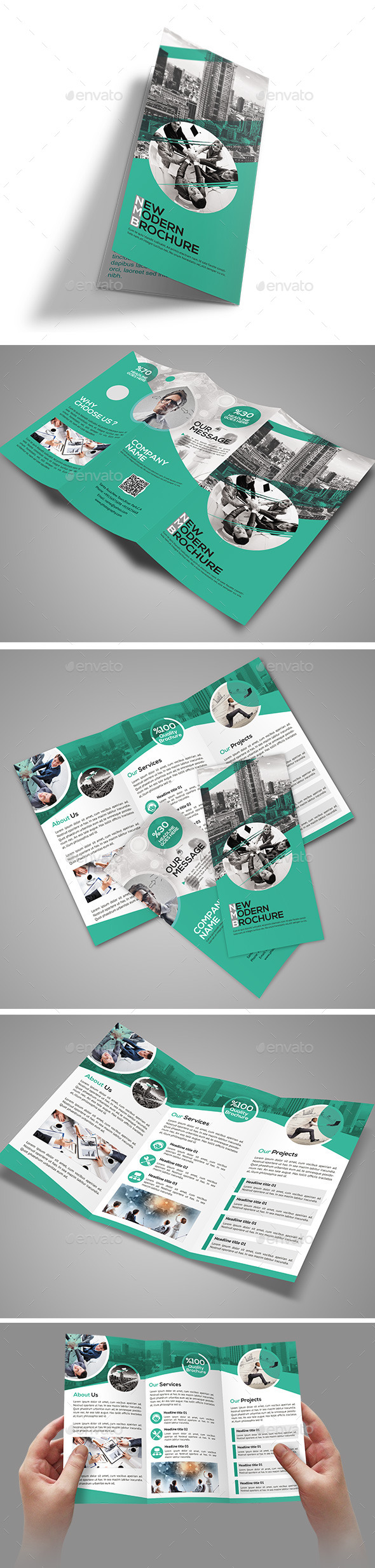 GraphicRiver Tri-Fold Corporate Brochure 02 11558197