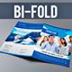 Corporate Bi-fold Brochure - GraphicRiver Item for Sale