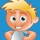 Smile Kid Character - GraphicRiver Item for Sale