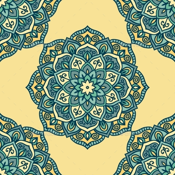 GraphicRiver Abstract Round Pattern 11559728