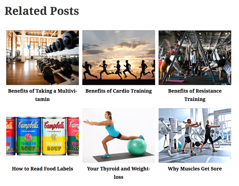 Posts relacionados