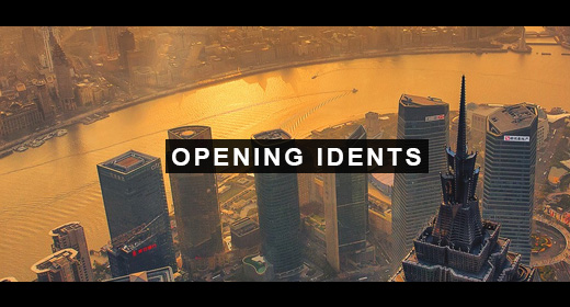 Opening Idents