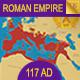 Roman Empire Map - GraphicRiver Item for Sale