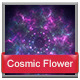 Abstract Cosmic Flower Backgrounds - GraphicRiver Item for Sale