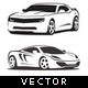 Sport Cars Drawing - GraphicRiver Item for Sale