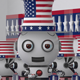 Robot SS2 - USA Patriot Opener - VideoHive Item for Sale