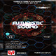 Futuristic Sound Flyer/Poster Template - GraphicRiver Item for Sale