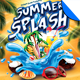 Summer Splash Party Flyer Template - GraphicRiver Item for Sale