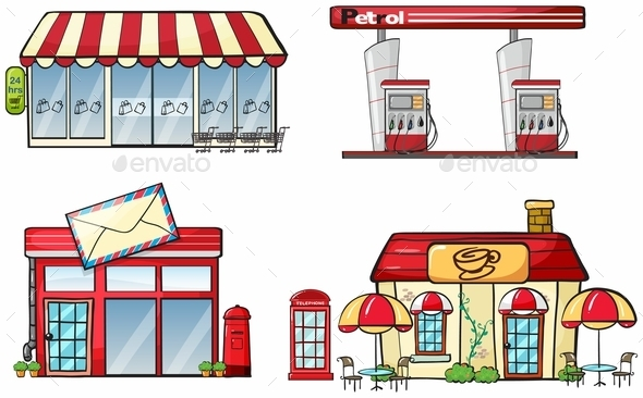 GraphicRiver Business Establishments 11562375