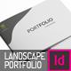 Landscape Portfolio Template - GraphicRiver Item for Sale