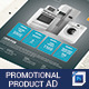 Promotional Advertise Flyer - GraphicRiver Item for Sale