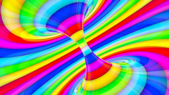 Rainbow Torus