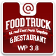 Food Truck & Restaurant 20 Styles - WP Theme - ThemeForest Item for Sale