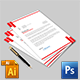 Letterhead Print Templates - GraphicRiver Item for Sale