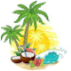 Tropical Paradise - AudioJungle Item for Sale