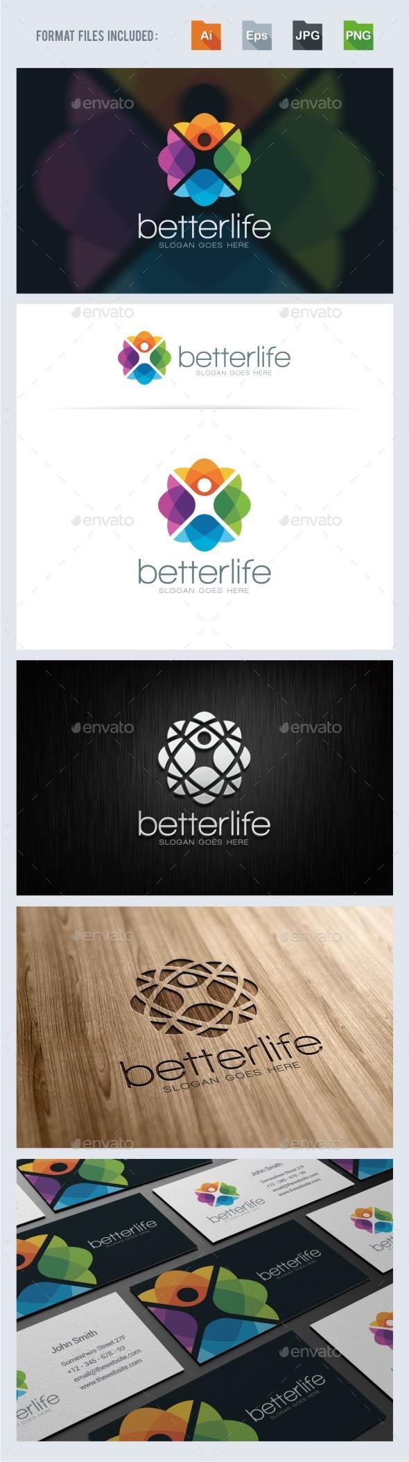 GraphicRiver Better Life Vol.2 11563373