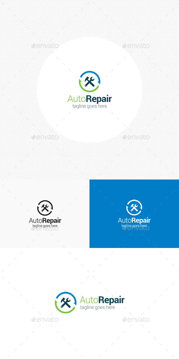 GraphicRiver Auto Repair 11563663