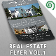 Real Estate Flyer Vol. 1 - GraphicRiver Item for Sale
