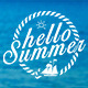 Summer Badges - GraphicRiver Item for Sale